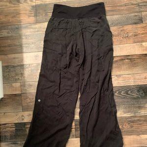 Flowy lululemon pants